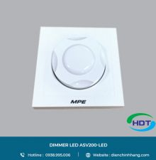 DIMMER LED ASV200-LED