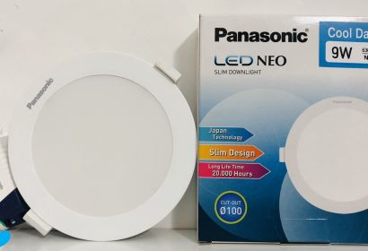 Đèn LED Neo Slim Downlight  âm trần 9W Panasonic NNP72272/ NNP72279/ NNP72278